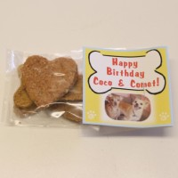 Paw-ty favors - personalized with photo