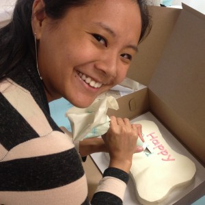 Our Hawai`i Doggie Bakery Official Cake Maker, Niki