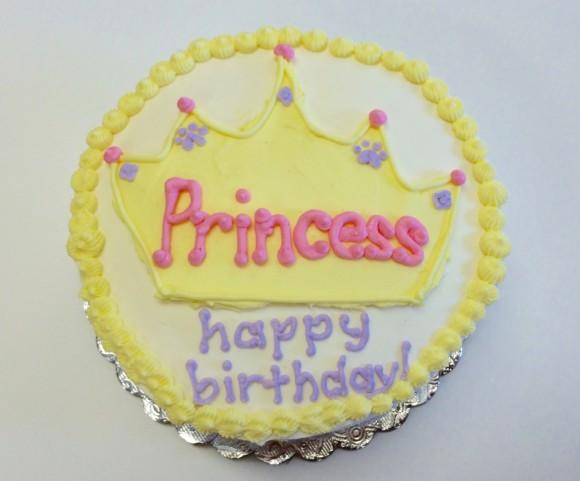 Princess Mini Cake