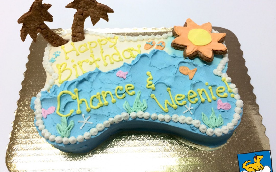 Specialty Cakes: Beach Theme!