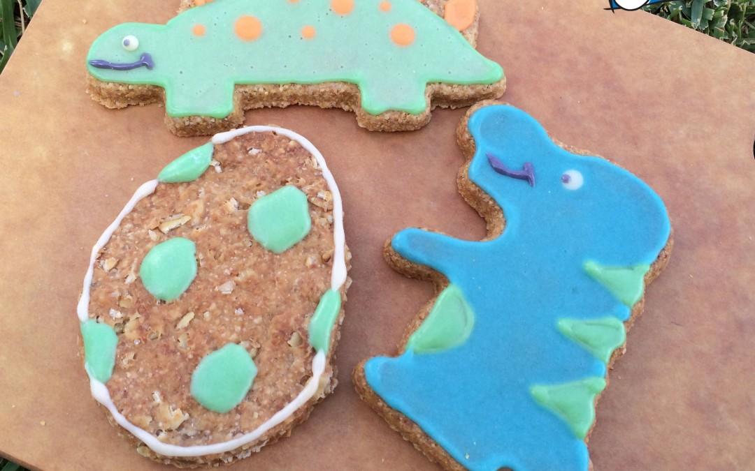 Jurassic World Doggie Biscuits!