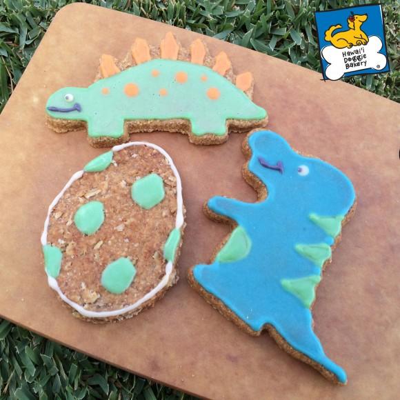 Hawaii Doggie Bakery Jurassic World Biscuits