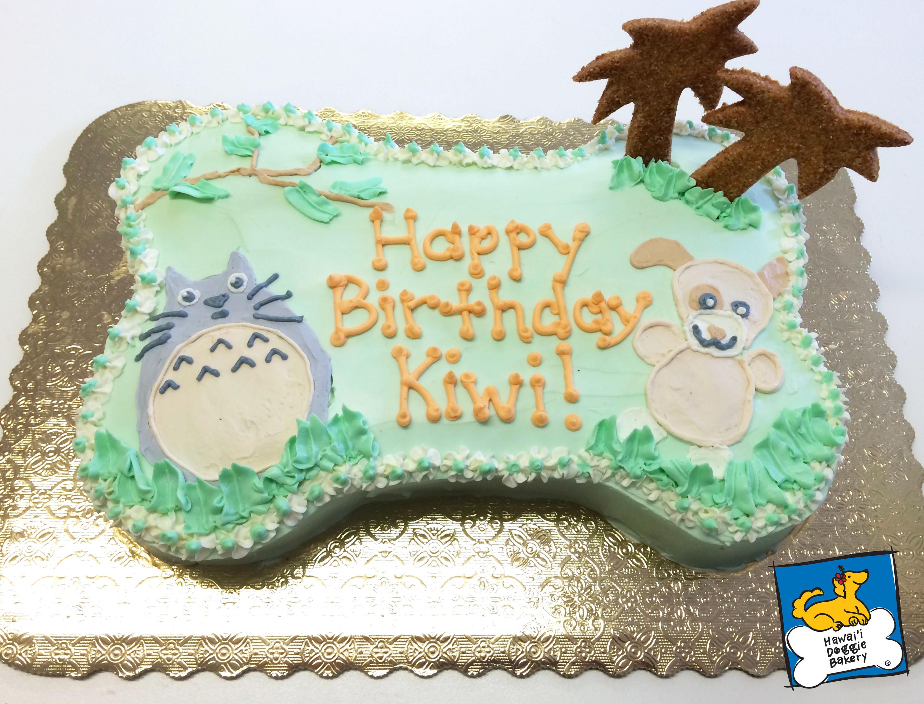 Zoo and Safari Inspired cake-WM