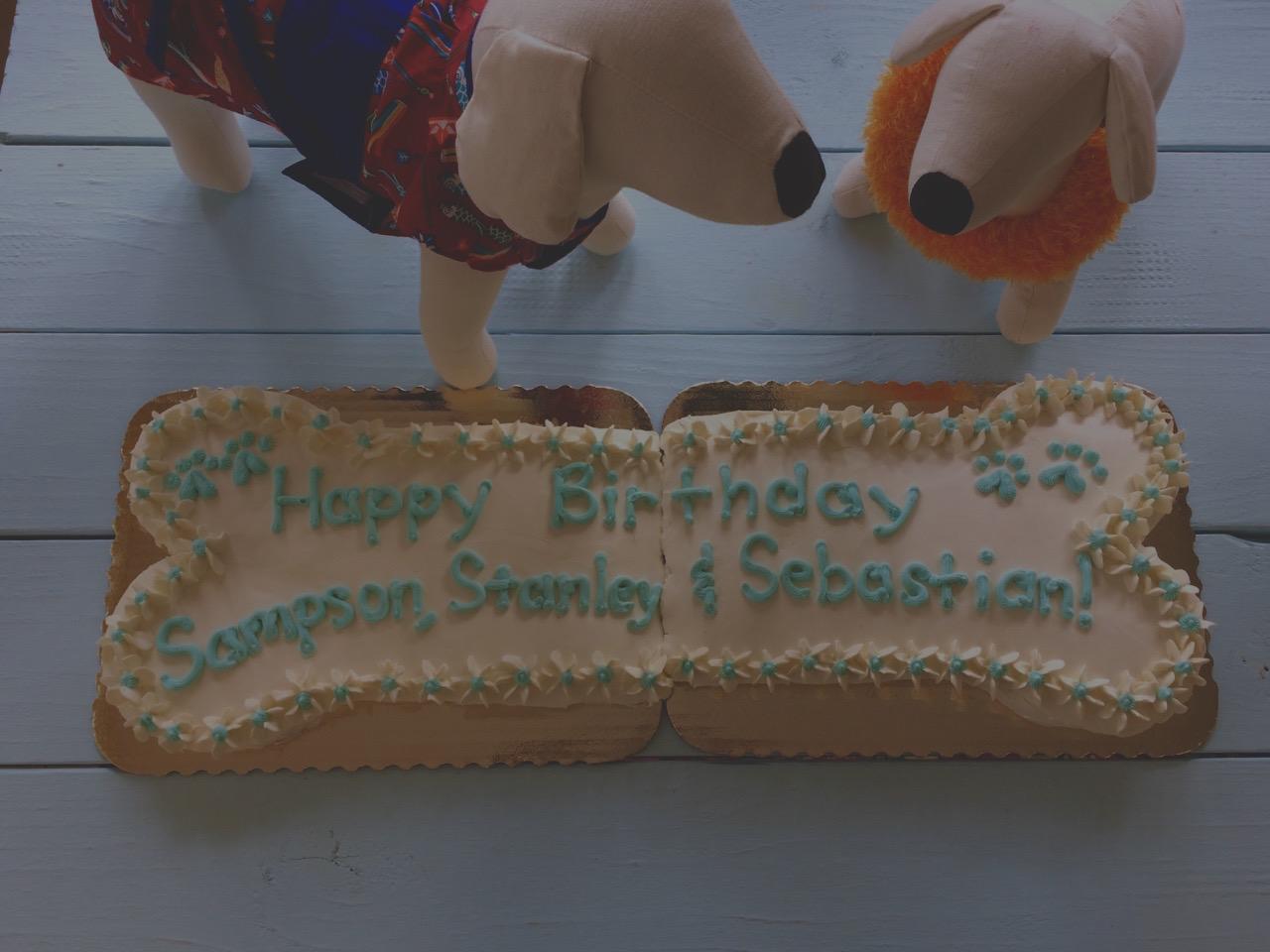 big cake - slider dark