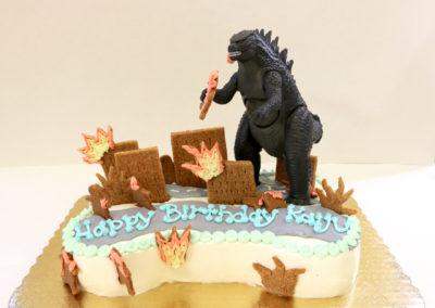 Kaiju Cake - 2016